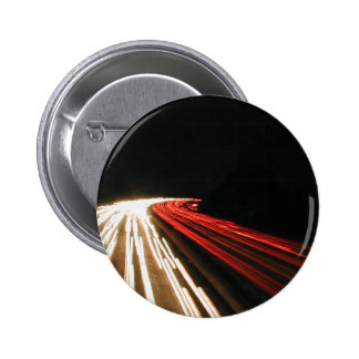 Highway Traffic Pinback Buttons