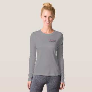 HIIT ME long sleeve T-shirt