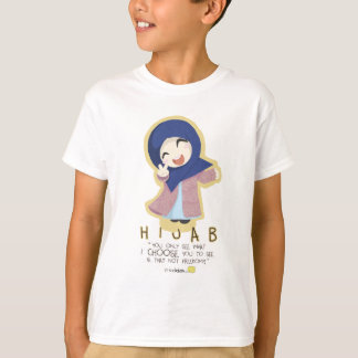hijab is freedom.png T-Shirt