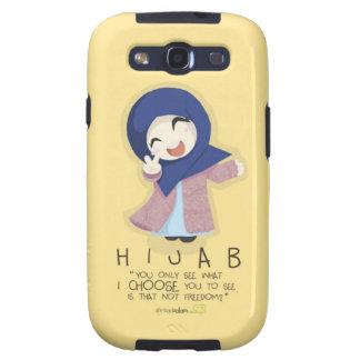 Hijab is Freedom Samsung Galaxy S3 Cases
