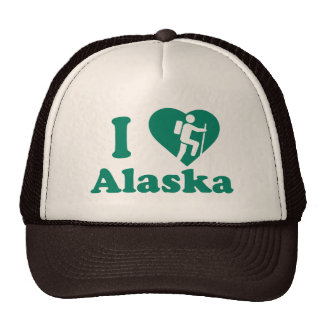 Hike Alaska Trucker Hat