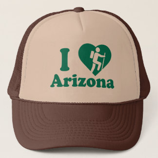 Hike Arizona Trucker Hat