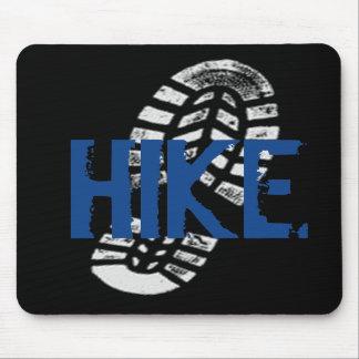 Hike Bootprint Mousepad