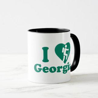 Hike Georgia Mug