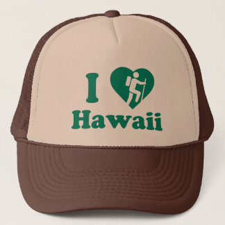 Hike Hawaii Trucker Hat