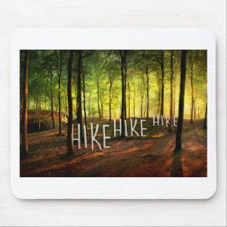 Hike Hike Hike Mouse Pad