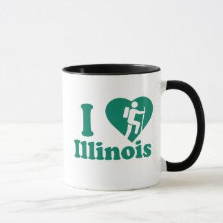 Hike Illinois Mug
