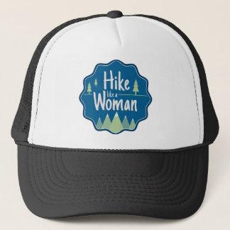 Hike Like A Woman hat