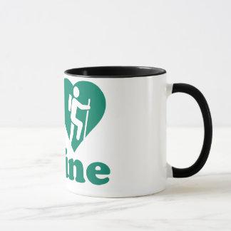 Hike Maine Mug