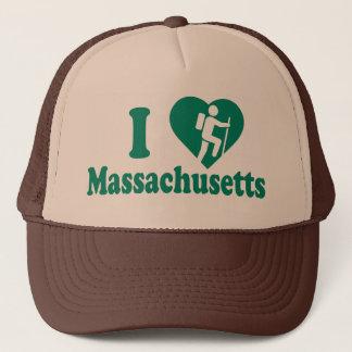 Hike Massachusetts Trucker Hat