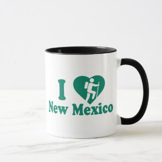 Hike New Mexico Mug