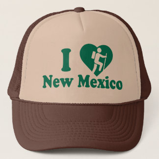Hike New Mexico Trucker Hat