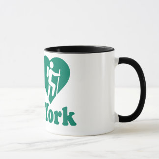 Hike New York Mug