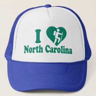 Hike North Carolina Trucker Hat