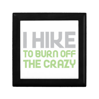 Hike off the Crazy Gift Box