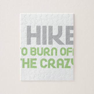 Hike off the Crazy Jigsaw Puzzle