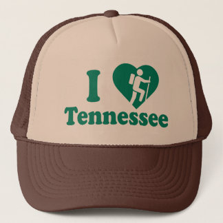 Hike Tennessee Trucker Hat