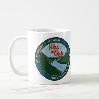 Hike the Gap Coffee Mug