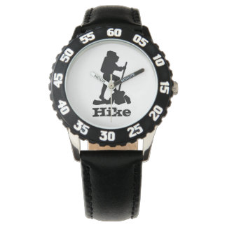 Hike the Mountains Wrist Watches