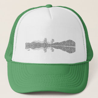 Hike to Happy Place - Trucker Hat