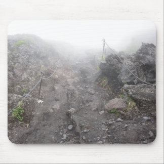 Hike Up Mt Fuji Mouse Pad