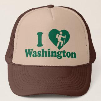 Hike Washington Trucker Hat