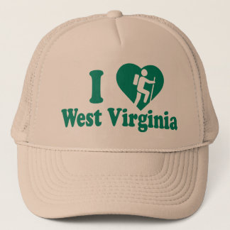 Hike West Virginia Trucker Hat
