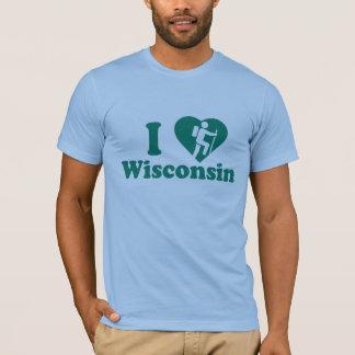 Hike Wisconsin T-Shirt