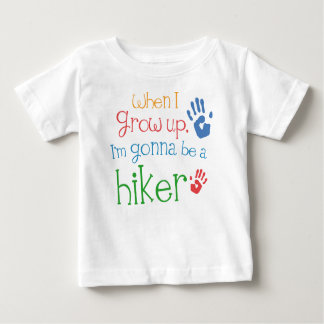 Hiker (Future) Infant Baby T-Shirt