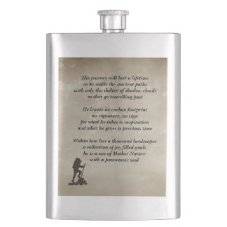 Hikers Hip Flask