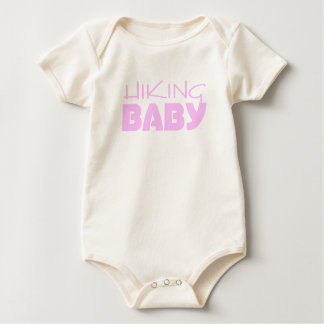 Hiking Baby Girl T-shirts