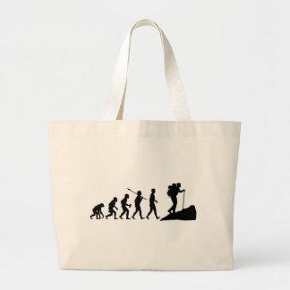 Hiking Canvas Bag