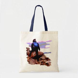 Hiking Budget Tote Bag