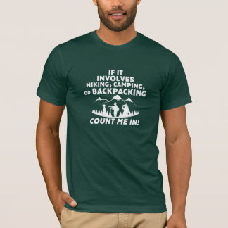Hiking/Camping/Backpacking shirt