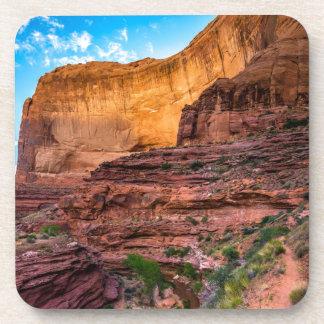 Hiking Coyote Gulch - Utah Drink Coaster