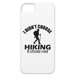 Hiking design case for the iPhone 5