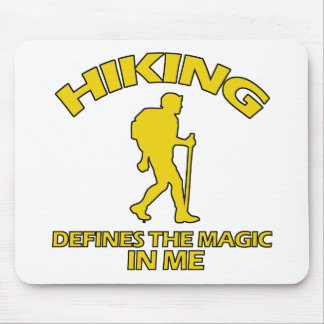 hiking DESIGNS Mouse Pad