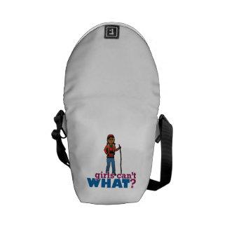 Hiking Girls Messenger Bags