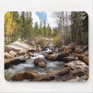 Hiking in the Rockies Mouse Pad