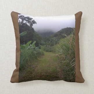 Hiking Into the St. Kitts Mist Pillow