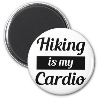 Hiking is My Cardio Magnet