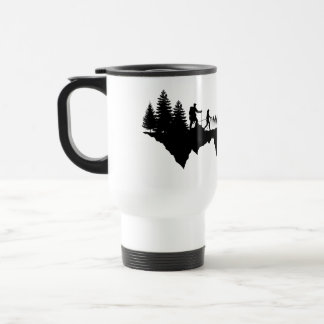 Hiking Life Travel Mug