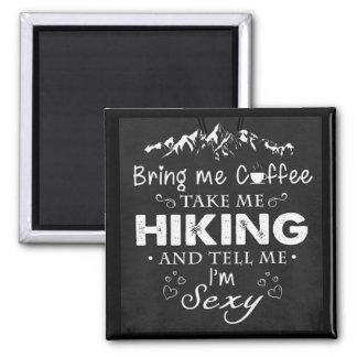 Hiking magnet