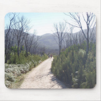 Hiking Mouse Pad