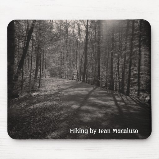Hiking Mousepads