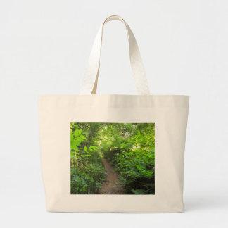 Hiking Oklahoma Tote Bags