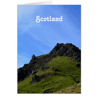 Hiking on Skye Card