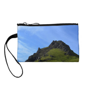 Hiking on Skye Coin Wallets