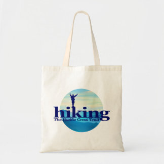 Hiking (Pacific Crest Trail) Tote Bag