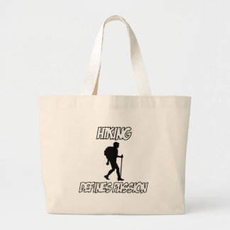 hiking png canvas bag